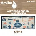 ALFOMBRA COCINA 120X45 2302